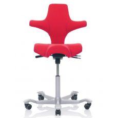 Capisco ® 8106 Promo - Sedia ufficio ergonomica di HÅG, seduta a sella, in PROMOZIONE