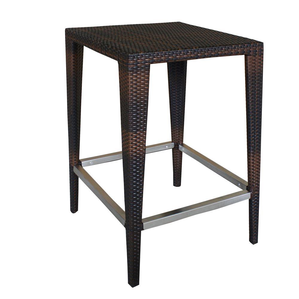 komodo bar pour bars et restaurants table haute pour. Black Bedroom Furniture Sets. Home Design Ideas