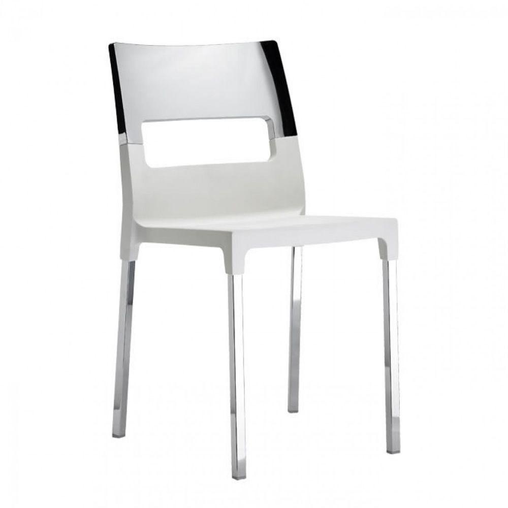 Diva star 2209 sedia in metallo e tecnopolimero - Sedia diva calligaris ...