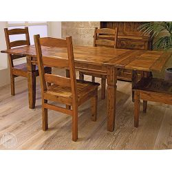 Prado t verl ngerbarer holztisch verschiedene gr en sediarreda - Holztisch mit stuhlen ...