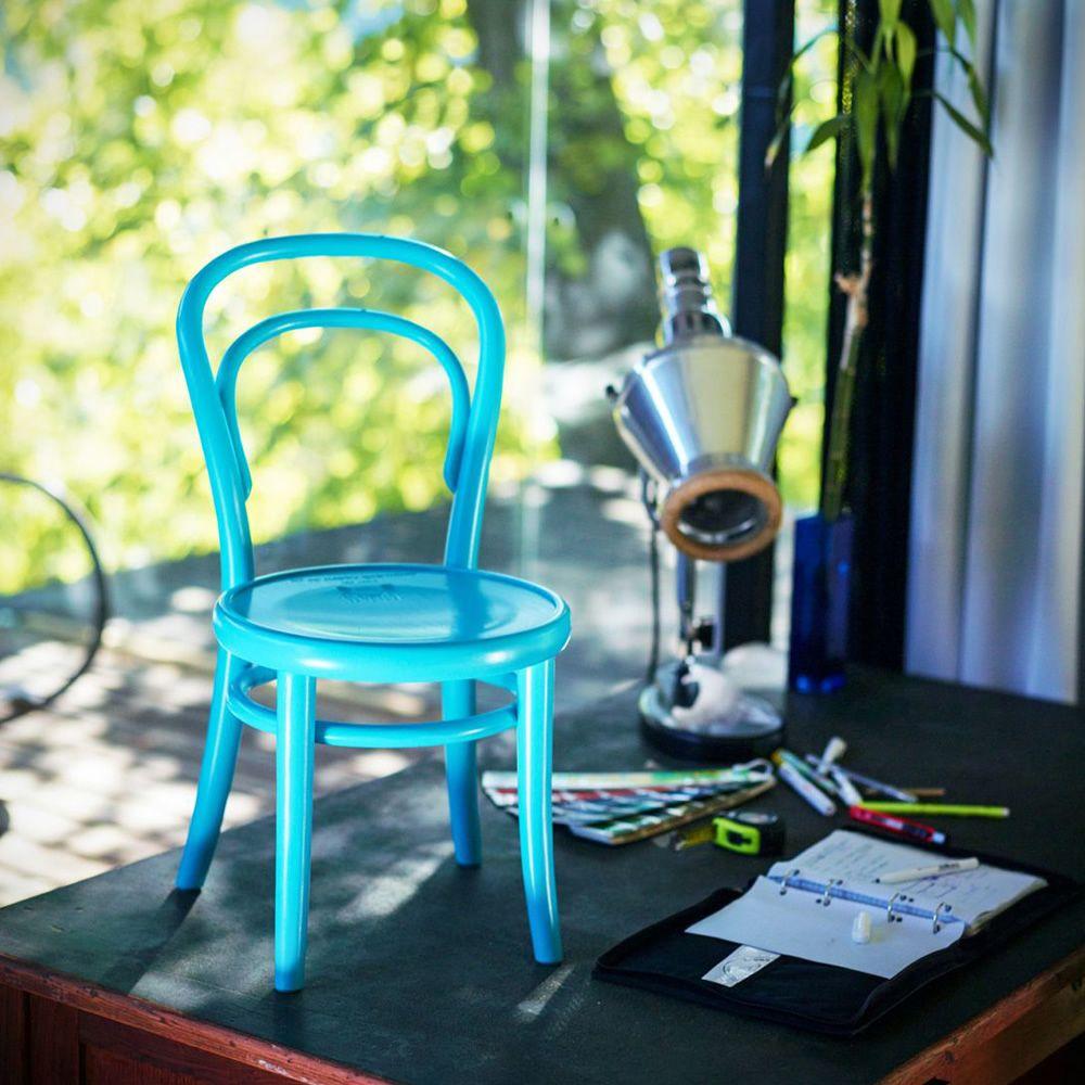 petit 014 ton kinderstuhl aus holz mit sitz aus holz sediarreda. Black Bedroom Furniture Sets. Home Design Ideas