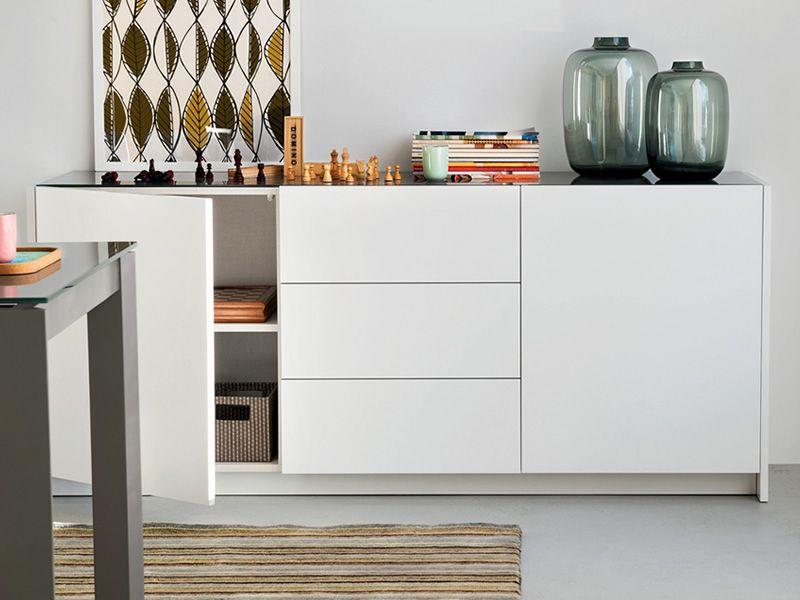 100 b meuble buffet en bois avec plateau en verre disponible en diff rente - Buffet bois blanc vieilli ...
