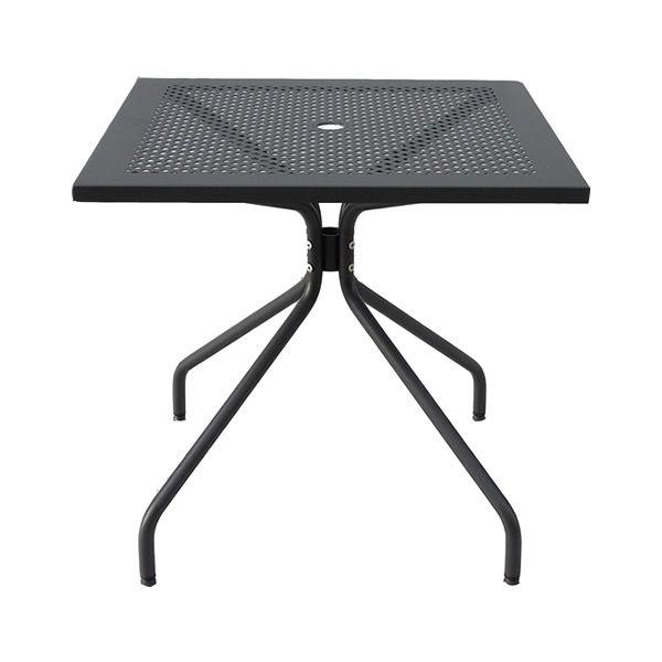 RIG34Q: Feststehender Metall-Tisch, verschiedene vorrätige Größen ...