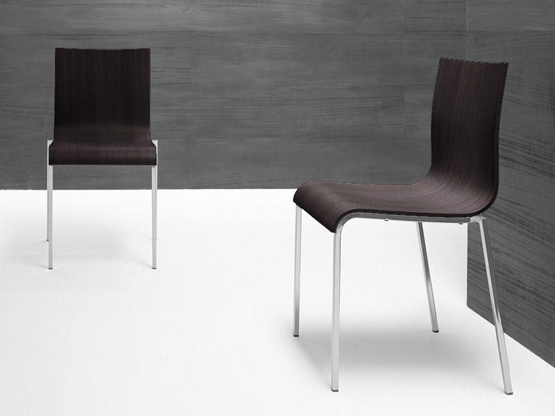 Eva sedia impilabile midj in metallo e precomposto sediarreda.com