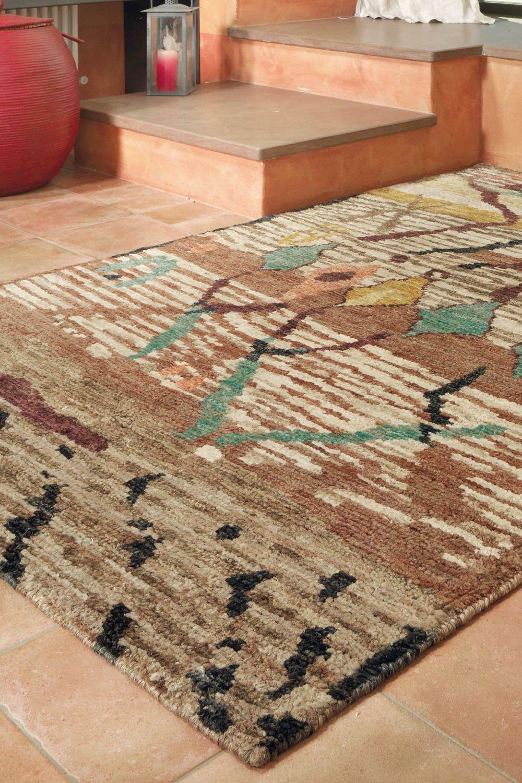 Himalaya tapis design en jute disponible en diff rentes for Tapis italien design