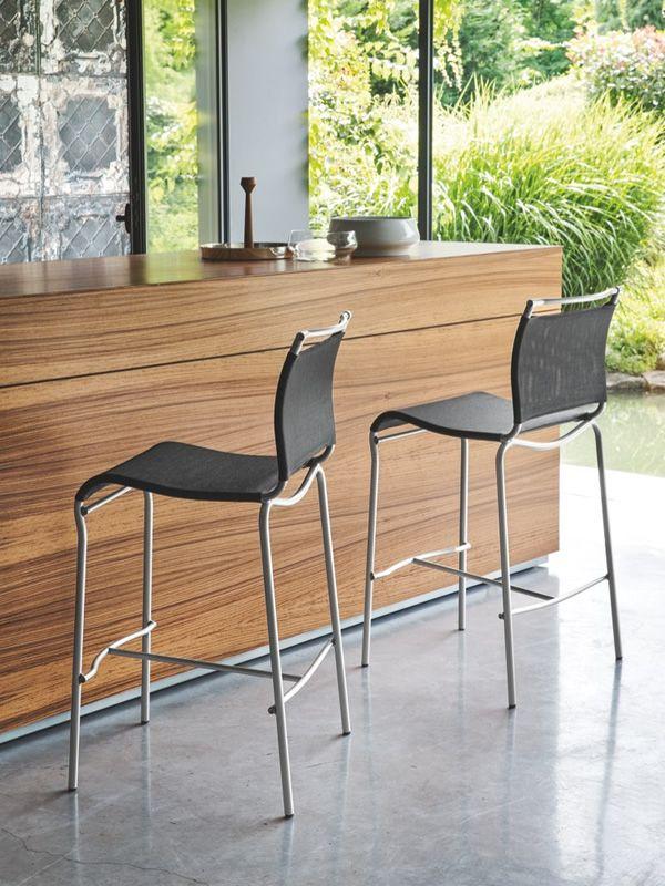 cb57 air f r bars und restaurants barhocker aus metall und netz verschiedene verf gbare. Black Bedroom Furniture Sets. Home Design Ideas