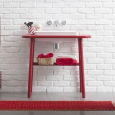 Acqua e Sapone - Sink cabinet available in several colours