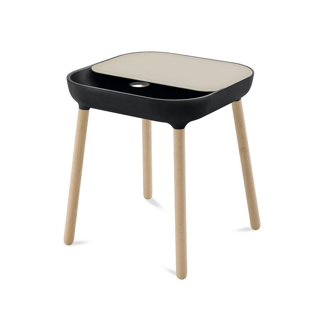 App petite table domitalia en bois plateau en - La petite table eygalieres ...
