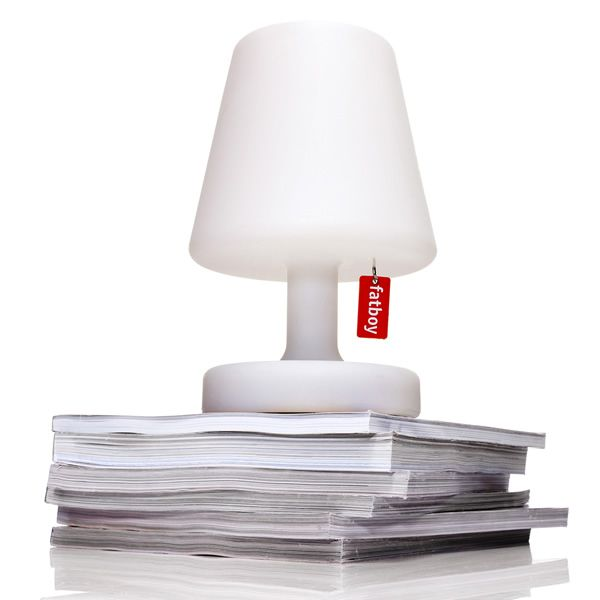 edison the petit lampe de table fatboy led en. Black Bedroom Furniture Sets. Home Design Ideas