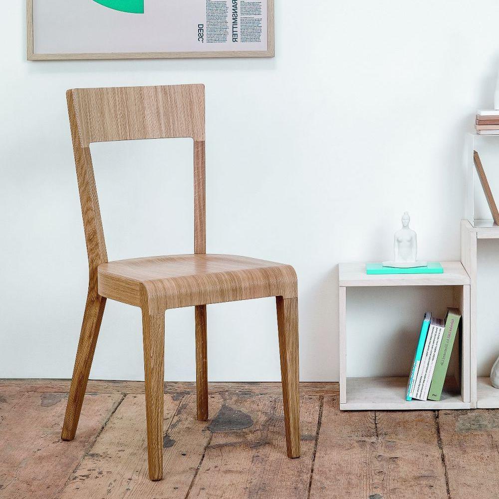 Era sedia ton in legno seduta in legno o imbottita - Sedia legno design ...
