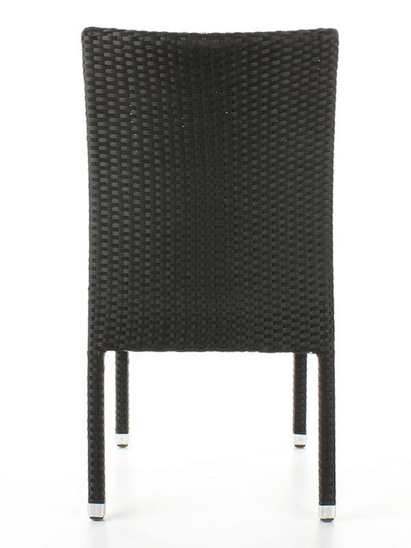tt5 pour bars et restaurants chaise d 39 ext rieur pour bar et restaurant empilable en. Black Bedroom Furniture Sets. Home Design Ideas