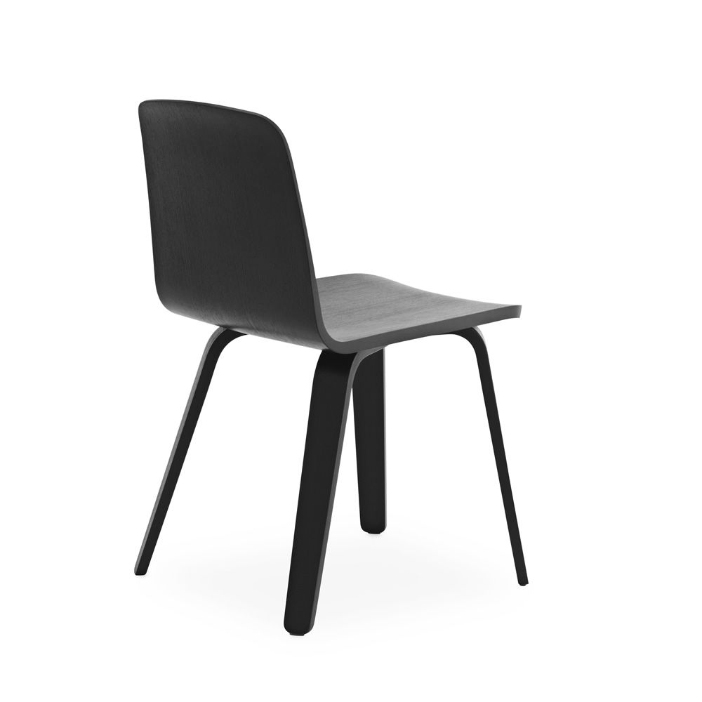Just w chaise normann copenhagen en contreplaqu disponible en diff rentes finitions sediarreda - Chaise en anglais traduction ...