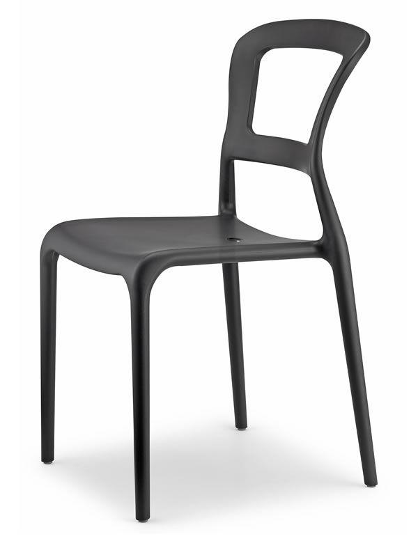 pepper 2325 chaise en technopolym re empilable disponible en diff rentes couleurs aussi pour. Black Bedroom Furniture Sets. Home Design Ideas