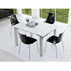 CS1038 Ice - Sedia Calligaris in metallo e tecnopolimero