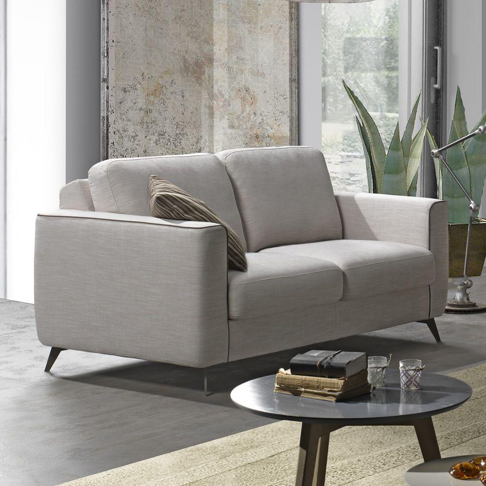 Fiordaliso divano a 2 3 posti o 3 posti xl completamente sfoderabile diversi rivestimenti e - Chatodax divano letto ...