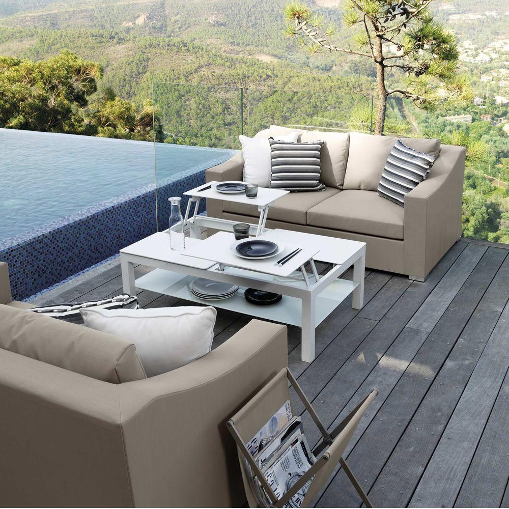 133 divani per terrazzo idee per arredare il terrazzo for Salotto per terrazzo