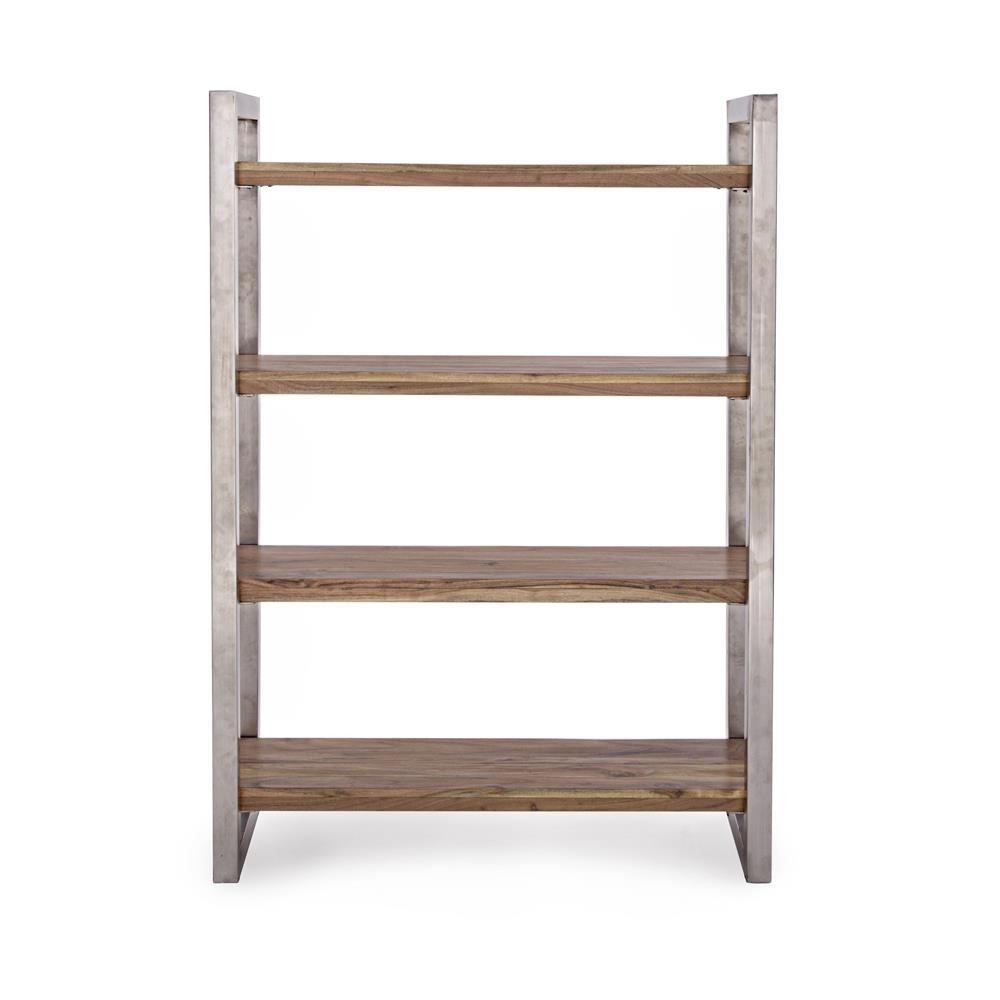 timboct shelf regal oder b cherregal aus metall mit. Black Bedroom Furniture Sets. Home Design Ideas