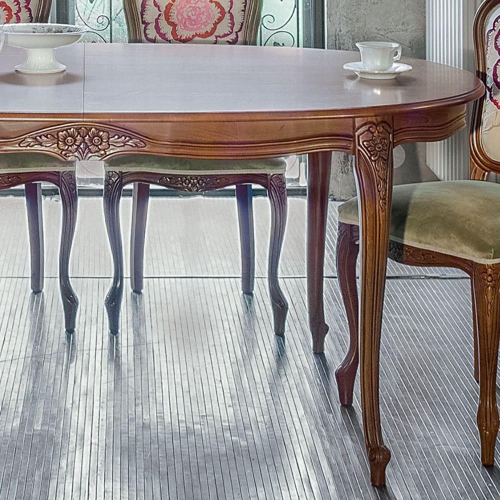 Dorado 1127 Table classique Tonin Casa en bois, en différentes couleurs, 180