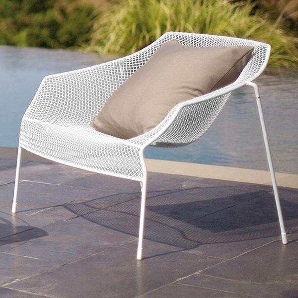Lounge stuhl garten  Heaven D: Lounge-Stuhl EMU für Garten, klappbarer, in ...