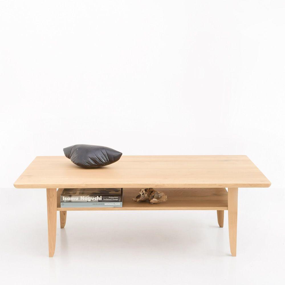 - Simple - Ethnicraft Wooden Coffee Table Sediarreda.com