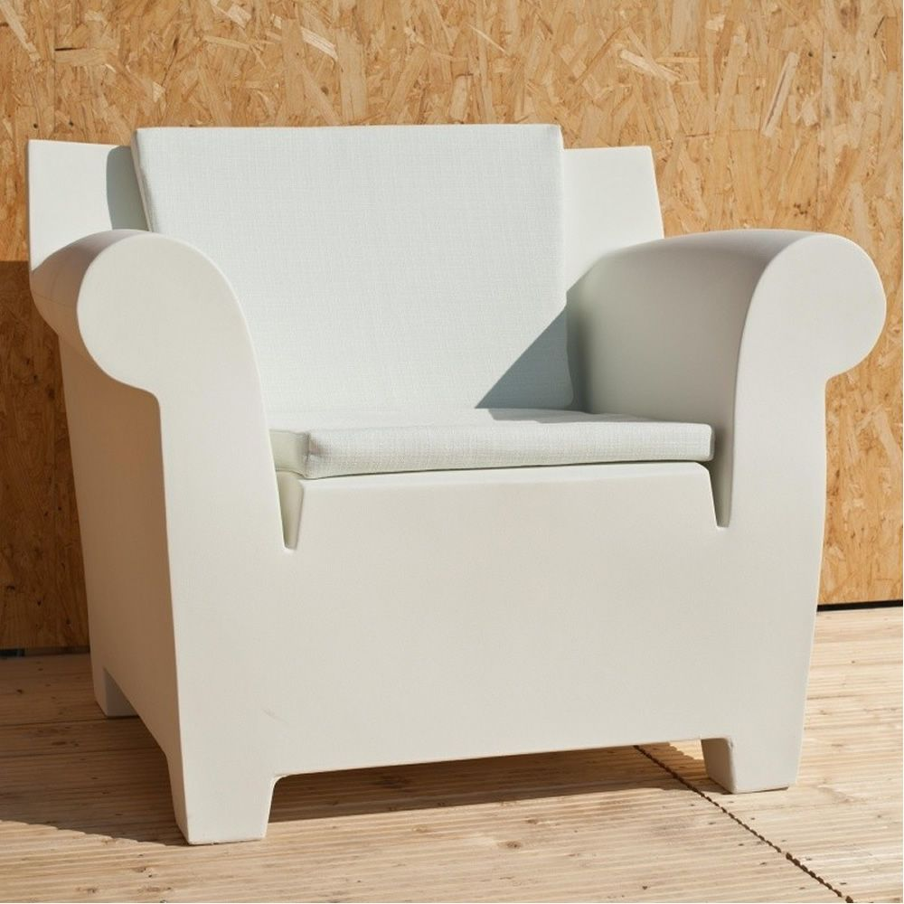 Bubble Club Armchair - Kartell design armchair, in ...