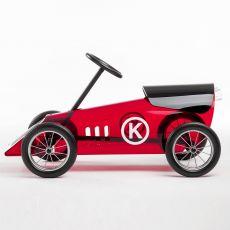 Discovolante - Carro juguete Kartell de diseño para niños, en policarbonato y metal