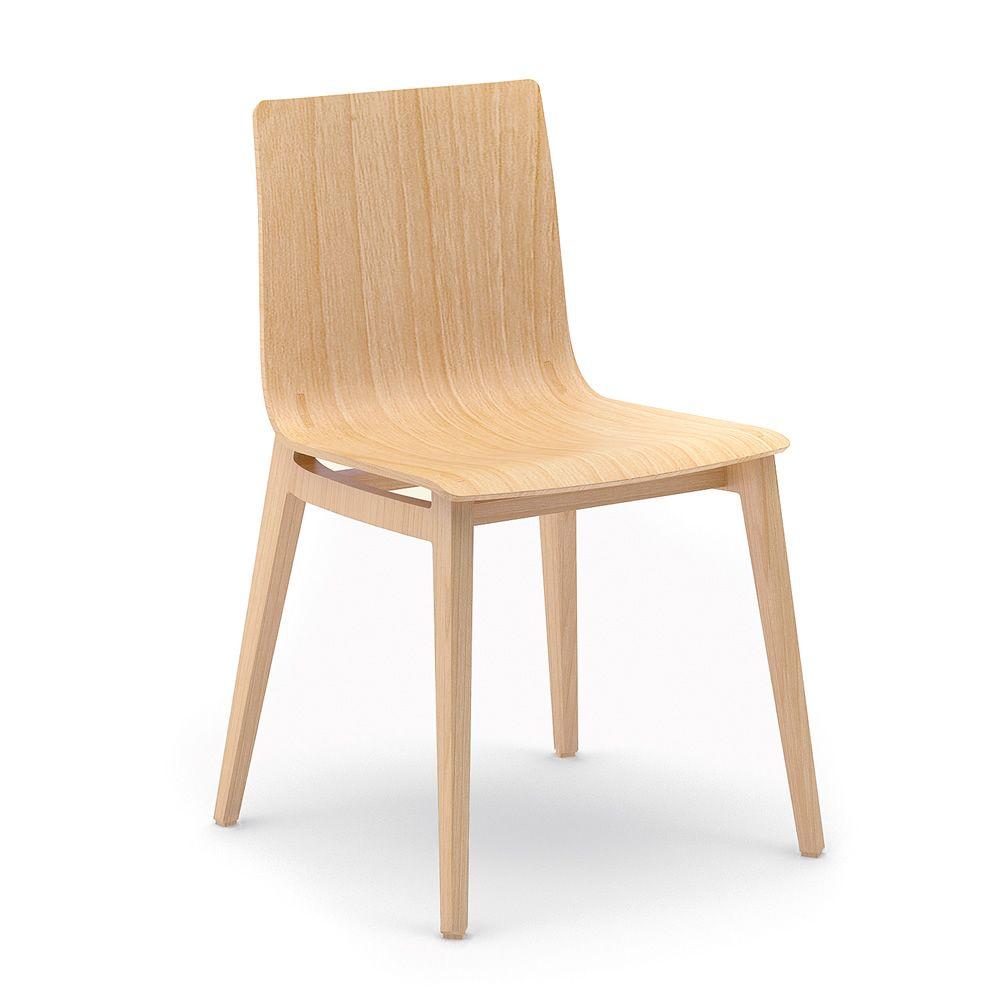 emma stuhl infiniti aus holz in verschiedenen farben verf gbar sediarreda. Black Bedroom Furniture Sets. Home Design Ideas