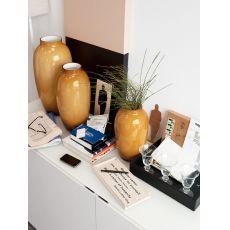 7112 Ashley - Vaso in vetro soffiato di Calligaris