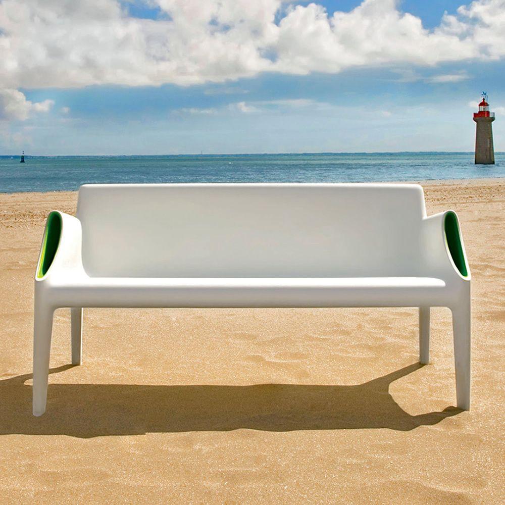 magic hole sofa design sofa von kartell f r den garten aus polyethylen 2 sitzer in. Black Bedroom Furniture Sets. Home Design Ideas