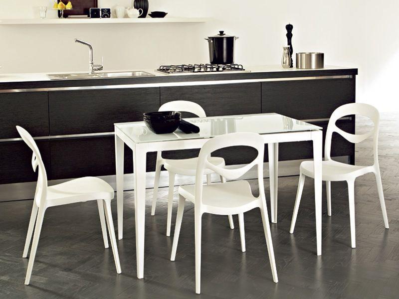 Wind 110 mesa domitalia de metal tapa de cristal 110 x for Mesa cristal 110 x 70