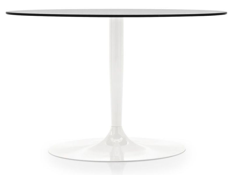 Tavolo Planet Calligaris Bianco.Cb4005 Planet Connubia Calligaris Metal Table With Top In