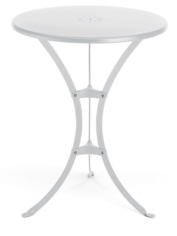 Raffaello 2726 pour bars et restaurants table de bar en for Table exterieur restaurant