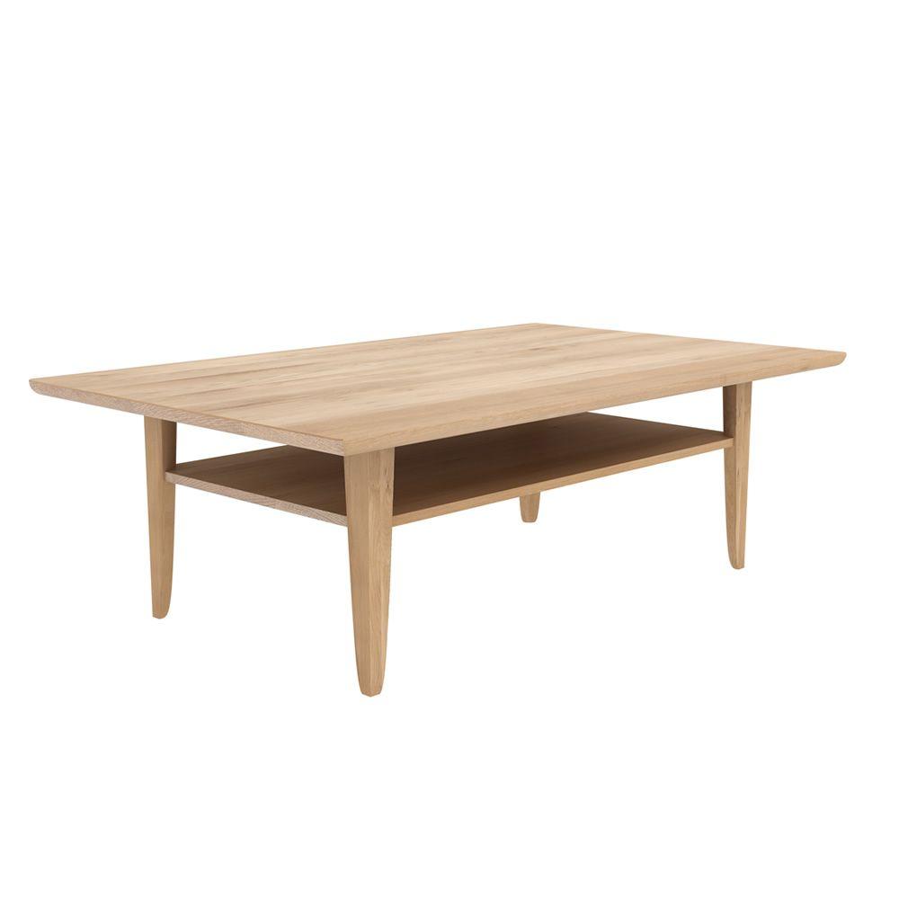simple table basse ethnicraft en bois disponible en diff rentes dimensions sediarreda. Black Bedroom Furniture Sets. Home Design Ideas