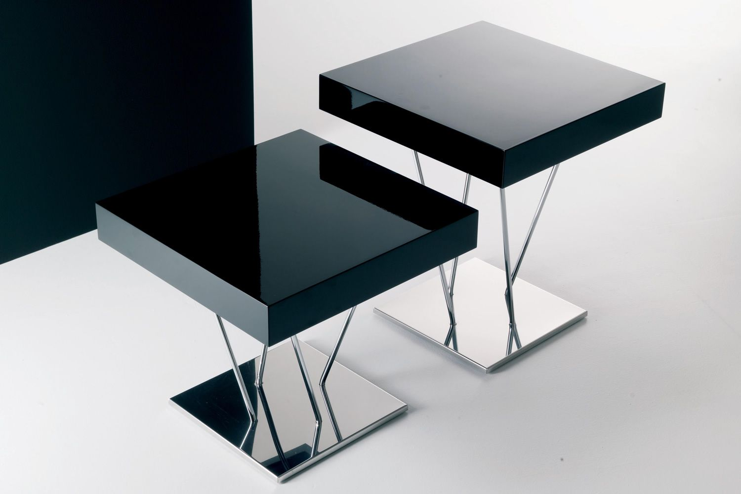 Ginger table basse design de bontempi casa en m tal avec for Table sejour design
