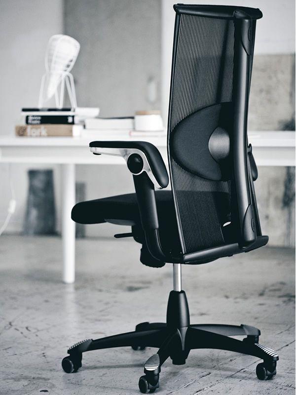 H09 Inspiration Chaise De Bureau Ergonomique H G Avec