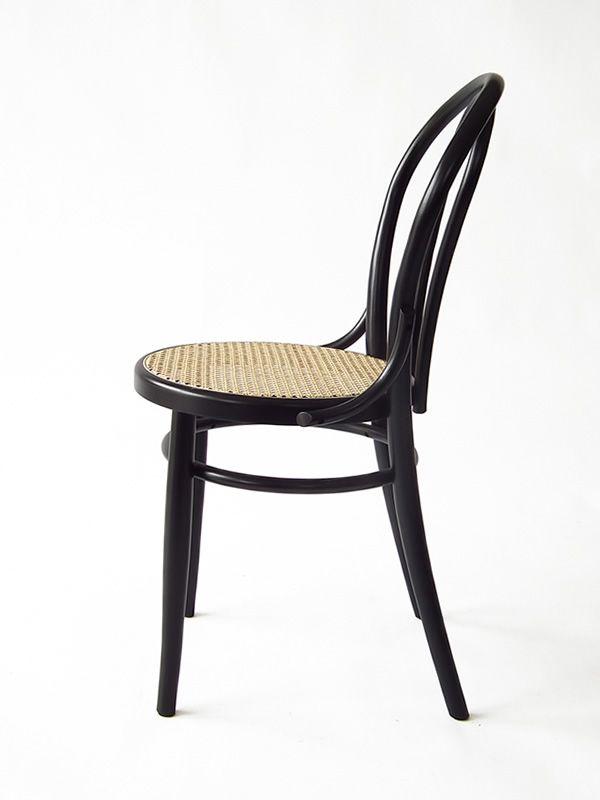 Se01cr pour bars et restaurants chaise viennoise en bois - Assise en paille pour chaise ...