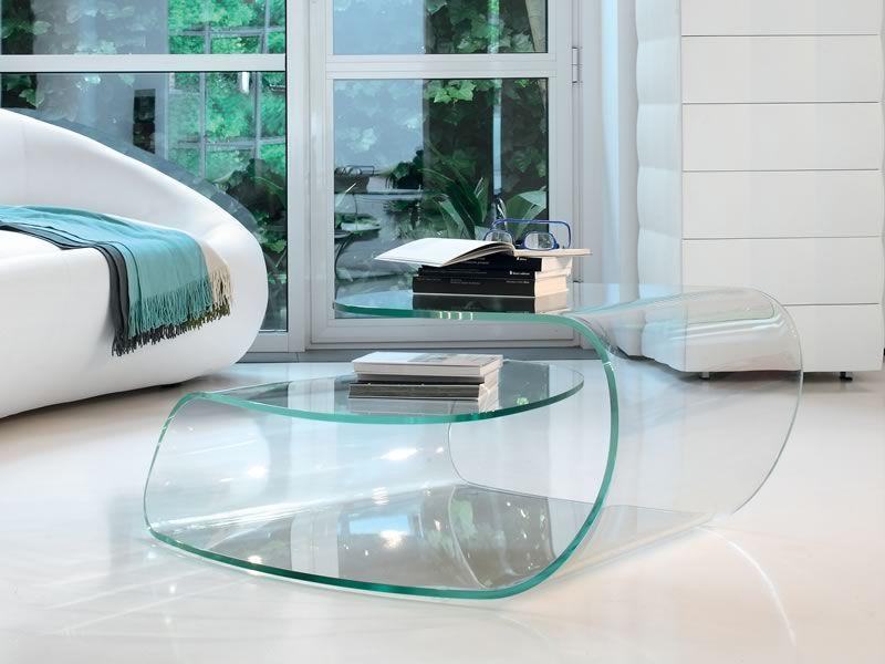 Volup 8195 tavolino di design tonin casa interamente in for Tavolini di design