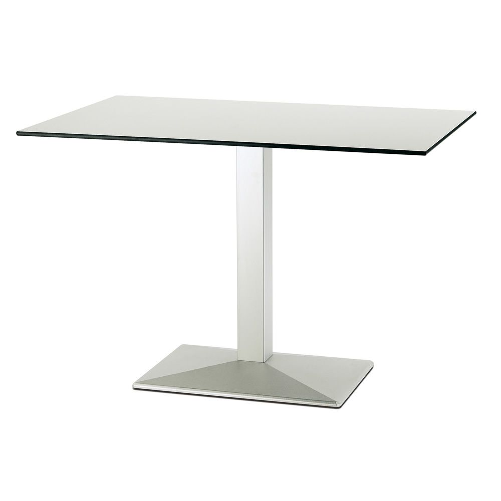 Quadra 4160 pour bars et restaurants pi tement de table en m tal pour bar o - Pietement pour table ...