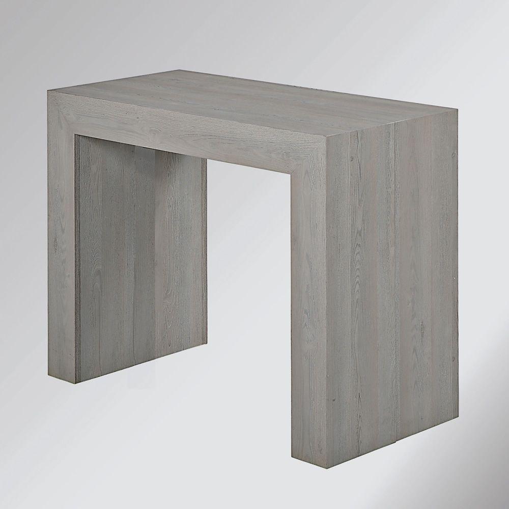 Vr65   tavolo consolle allungabile in melaminico, diverse finiture ...