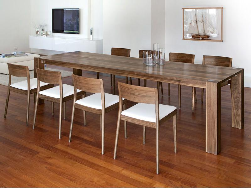 Miss sedia design di tonon in legno imbottita diverse finiture