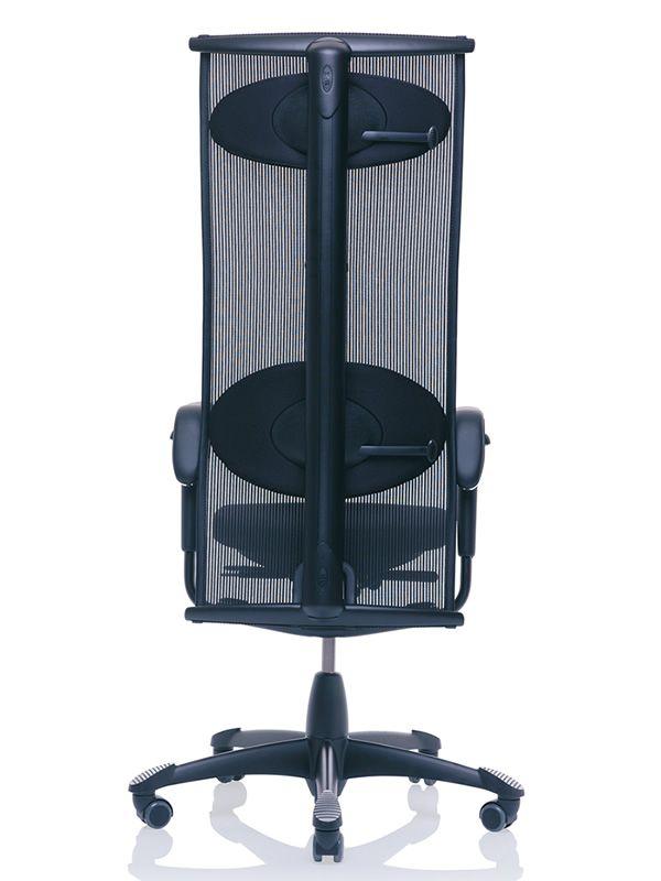 H09 inspiration 2 silla ergon mica de oficina h g con for Silla oficina baquet