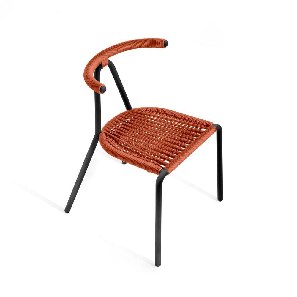 toro outdoor b line stuhl aus metall sitzfl che aus. Black Bedroom Furniture Sets. Home Design Ideas