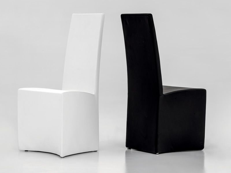 sorbona 7295 sedia tonin casa interamente rivestita in pelle o similpelle sediarreda. Black Bedroom Furniture Sets. Home Design Ideas