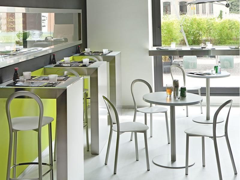 304 h taburete alto de metal altura asiento 80 cms - Asientos para taburetes ...