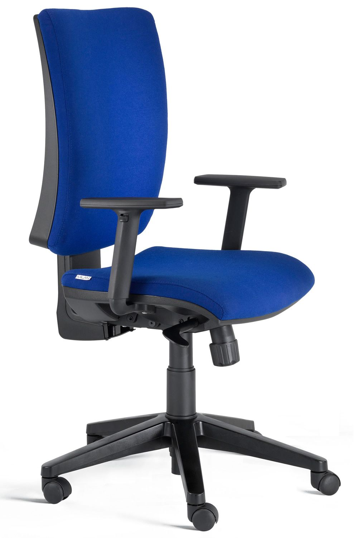 Five sedia operativa per ufficio certificata con for Tavolini per ufficio