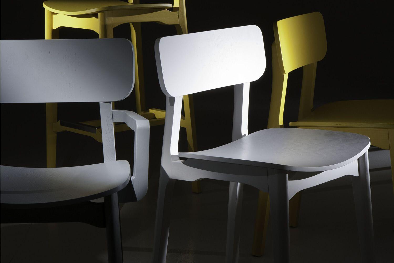Sedie in legno economiche anteprima sedia con gambe legno laccate