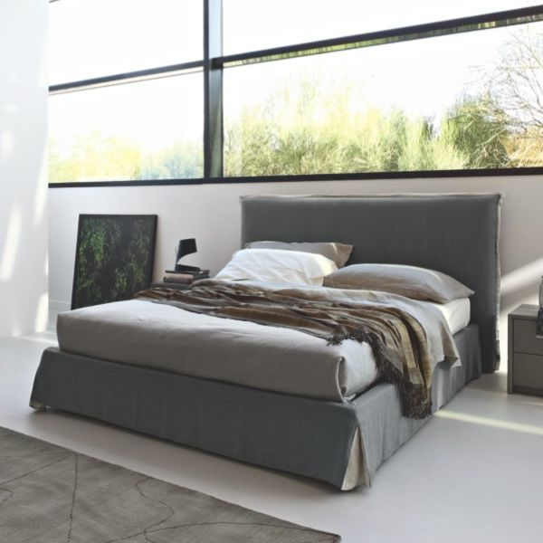 Letto Matrimoniale Calligaris.Cs6036 G Howard