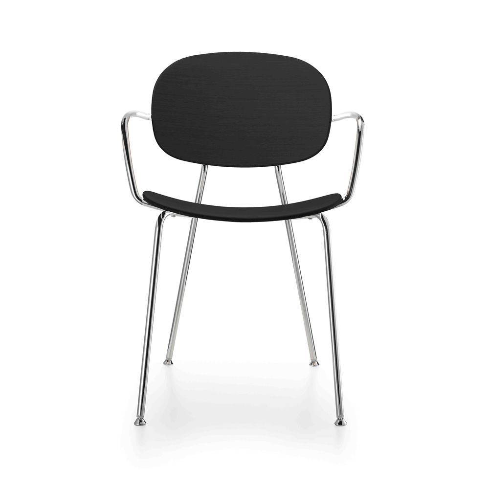 Tondina Pop Infiniti Metal Chair Seat And Backrest In