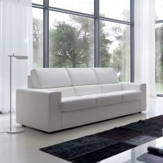 Bounty - Sofa totally removable covering, available in several colours and sizes