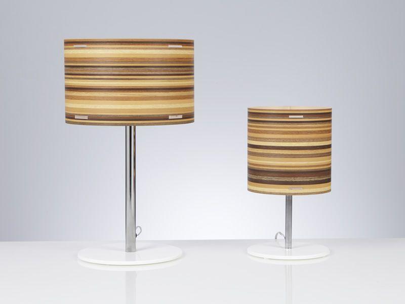 Tumbler DT - Lampada da tavolo con paralume in policarbonato ...